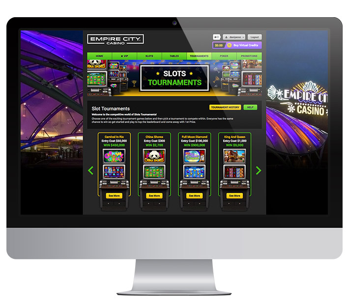 GAN · Empire City Online Casino