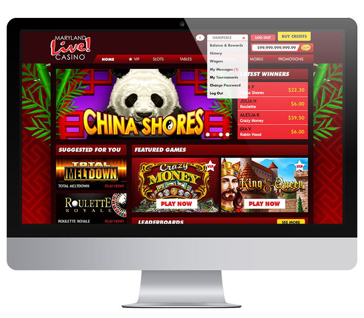 maryland live online social casino